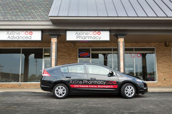Free delivery services and automatic prescription refills.
